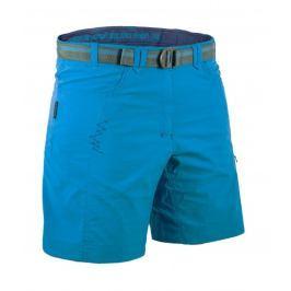 Šortky Warmpeace Muriel Velikost: L / Barva: modrá