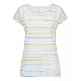 Dámské triko Loap Alia Velikost: M / Barva: bílá