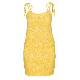 Šaty Loap Amie Velikost: M / Barva: žlutá