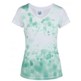 Dámské triko Loap Byblosa Velikost: XS / Barva: bílá
