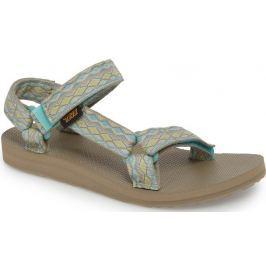 Dámské sandály Teva Original Universal Velikost bot (EU): 36 (5) / Barva: žlutá/modrá
