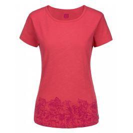 Dámské triko Loap Balisey Velikost: XS / Barva: červená
