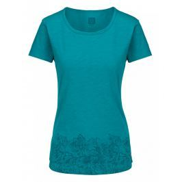 Dámské triko Loap Balisey Velikost: L / Barva: modrá