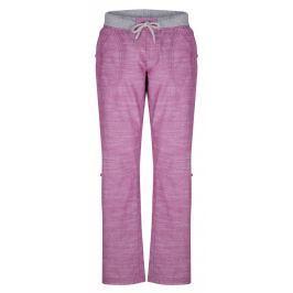 Dámské kalhoty Loap Nadeta Velikost: M / Barva: růžová