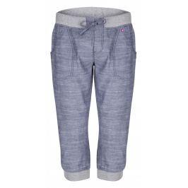 Dámské 3/4 kalhoty Loap Nairine Velikost: XS / Barva: modrá