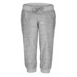 Dámské 3/4 kalhoty Loap Nairine Velikost: M / Barva: šedá
