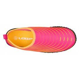 Dámské boty do vody Loap Tesena Velikost bot (EU): 38 / Barva: růžová/žlutá