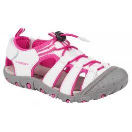 Dětské sandály Loap Dopey Dětské velikosti bot: 29 / Barva: bílá
