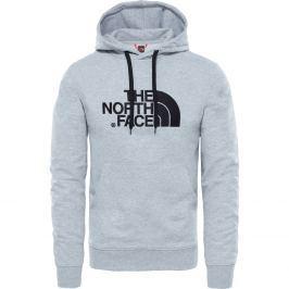 The North Face Pánská mikina North Face Light Drew Peak Pullover Hoodie Velikost: L / Barva: světle šedá