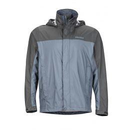 Pánská bunda Marmot PreCip Jacket Velikost: S / Barva: šedá