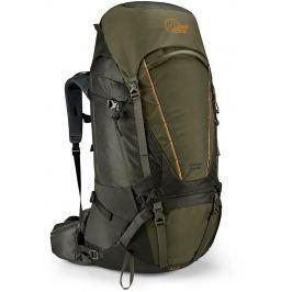 Batoh Lowe Alpine Diran 55:65 Velikost zad batohu: L/XL / Barva: zelená