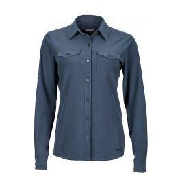 Dámská košile Marmot Annika LS Velikost: L / Barva: šedá