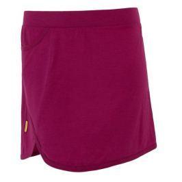 Funkční sukně Sensor Merino Active Velikost: M / Barva: fialová