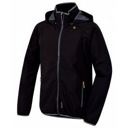 Pánská softshellová bunda Husky Sally M Velikost: L / Barva: černá