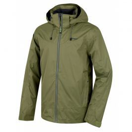 Pánská bunda Husky Nelory M Velikost: XL / Barva: zelená
