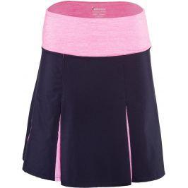 Sukně Silvini Salso WS1217 Velikost: M / Barva: modrá/růžová