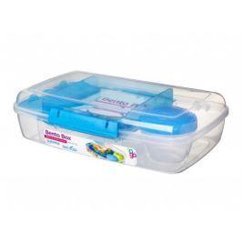 Obědový box Sistema Bento Box To Go 1,65L Barva: modrá