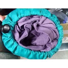 Vložka do spacáku Sea to Summit Cotton Double Barva: fialová