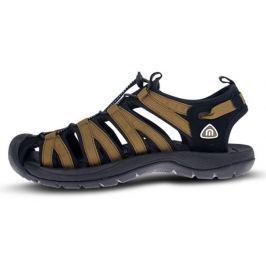 Pánské sandály Nordblanc Explore NBSS91 Velikost bot: 44 / Barva: černá