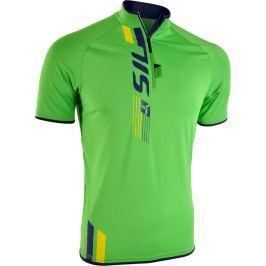 Pánský dres Silvini Turano MD1013 Velikost: L / Barva: zelená