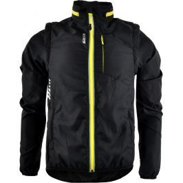 Pánská bunda Silvini Vetta MJ1219 Velikost: XXL / Barva: černá