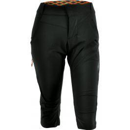 Dámské 3/4 cyklo kalhoty Silvini Karon WP1214 Velikost: L / Barva: černá