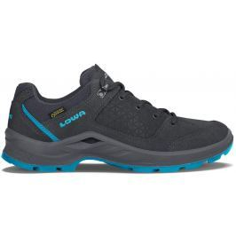 Dámské boty Lowa Terrios GTX LO Ws Velikost bot (EU): 41,5 (UK 7,5) / Barva: černá