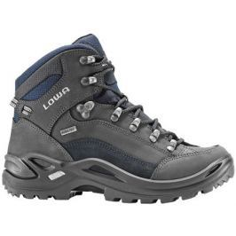 Dámské boty Lowa Renegade GTX Mid Ws Velikost bot (EU): 37 (UK 4) / Barva: šedá