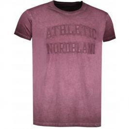 Pánské triko Nordblanc Rivalry Velikost: M / Barva: fialová