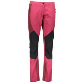 Dámské kalhoty Nordblanc Lenient Velikost: L (40) / Barva: fialová