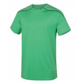 Pánské triko Husky Taury M Velikost: L / Barva: zelená