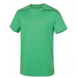Pánské triko Husky Taury M Velikost: XL / Barva: zelená