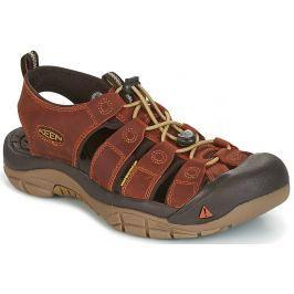Pánské sandály Keen Newport Evo M Velikost bot (EU): 44,5 (US 11) / Barva: hnědá