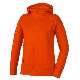 Dámská mikina Husky Anah L Velikost: S / Barva: oranžová