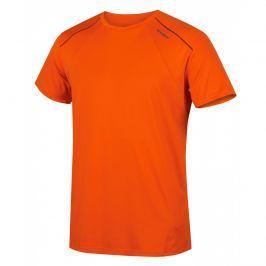 Pánské funkční triko Husky Telly M Velikost: XXL / Barva: oranžová