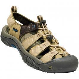 Pánské sandály Keen Newport Hydro M Velikost bot (EU): 42,5 (9,5) / Barva: žlutá