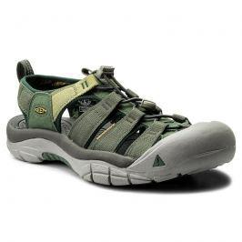 Pánské sandály Keen Newport Hydro M Velikost bot (EU): 47 (13) / Barva: zelená