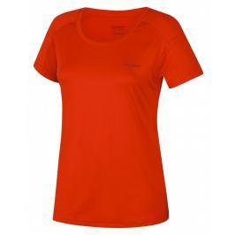 Dámské triko Husky Taury L Velikost: L / Barva: červená