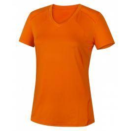 Dámské funkční triko Husky Telly L Velikost: L / Barva: oranžová