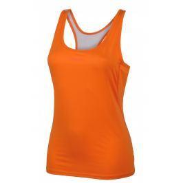 Dámské tílko Husky Tisey L Velikost: M / Barva: oranžová