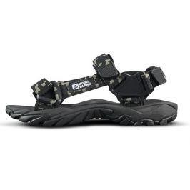 Pánské sandály Nordblanc Tour NBSS55 Velikost bot: 45 / Barva: černá