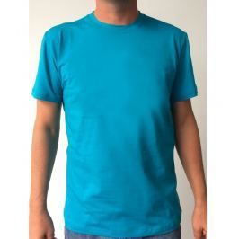 Pánské triko Progress Barbar 24GZ Velikost: L / Barva: modrá