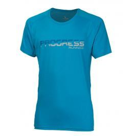 Pánské triko Progress Maniac 23CM Velikost: L / Barva: modrá