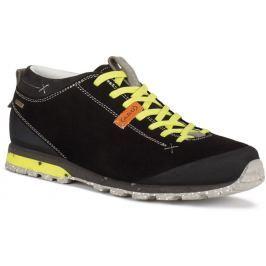 Boty AKU Bellamont Suede GTX Velikost bot (EU): 44 (9,5) / Barva: černá/žlutá Pánská obuv