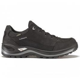 Pánské boty Lowa Renegade GTX Lo Wide Velikost bot (EU): 43,5 (UK 9) / Barva: černá Pánská obuv
