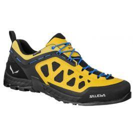 Pánské boty Salewa Firetail 3 GTX MS Velikost bot (EU): 46,5 (UK 11,5) / Barva: černá/žlutá Pánská obuv