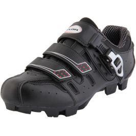 Pánské boty Axon Spike Velikost bot: 40 / Barva: černá Cyklistické tretry