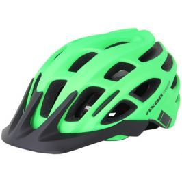 Přilba Axon Choper Velikost helmy: 54 - 58 / Barva: zelená Cyklistické helmy