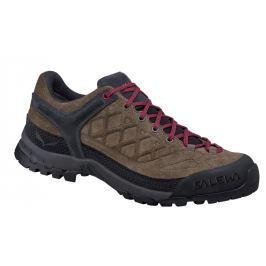 Dámské boty Salewa Trektail Velikost bot: 7,5 / Barva: Falcon/Red Onion Dámská obuv