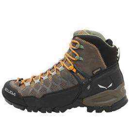 Dámské boty Salewa WS Alp Trainer MID GTX Velikost bot (EU): 36,5 (UK 4) / Barva: hnědá Dámská obuv